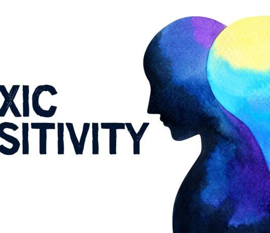 toxic positivity